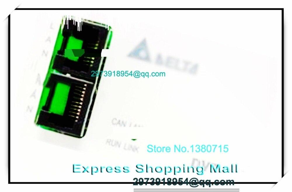New Original DVP-FPMC Delta PLC Ethernet CAN open communication card module new original delta plc dvp32eh00r2