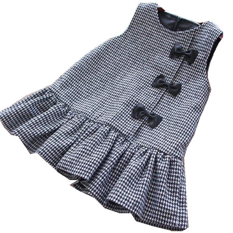 girl christmas dress princess plaid sleeveless bow Winter Kids Dresses For Girls Clothes Baby girl clothes Party Dress Holidaygirl christmas dress princess plaid sleeveless bow Winter Kids Dresses For Girls Clothes Baby girl clothes Party Dress Holiday