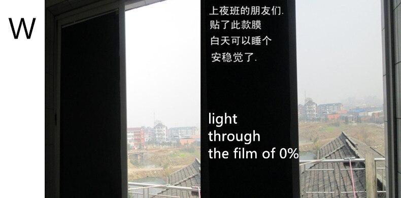 60X100cm Etiqueta de la ventana película de la ventana - Decoración del hogar - foto 2
