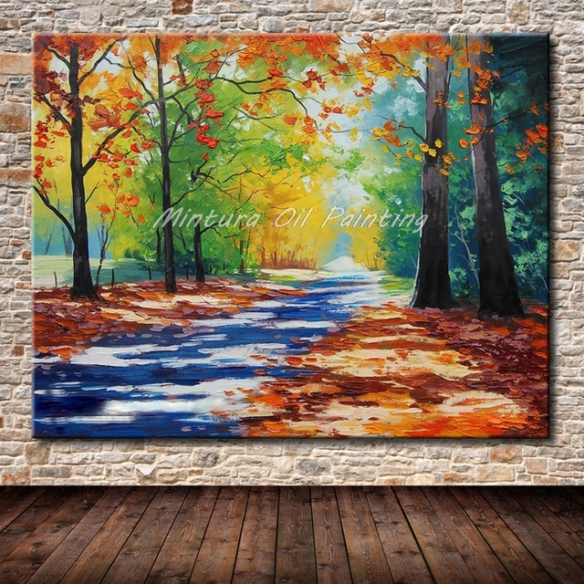 new 100 hand made home decoration ppainting famous oil painting