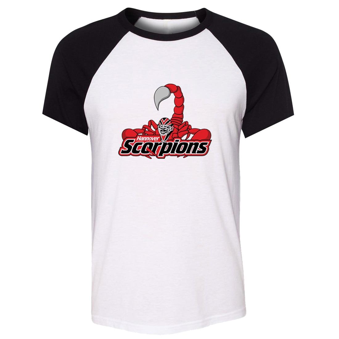 Best deals ) }}iDzn Unisex Summer T-shirt Hannover Scorpions