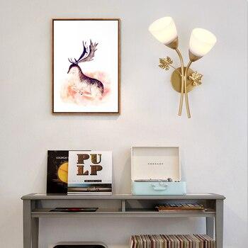 Nowoczesny prosty kryty oświetleniowa lampa led lampki nocne ściany światła sypialnia/pokój dzienny/badania/przejściach i korytarzach/schody/Hotel E27 w C90-260V