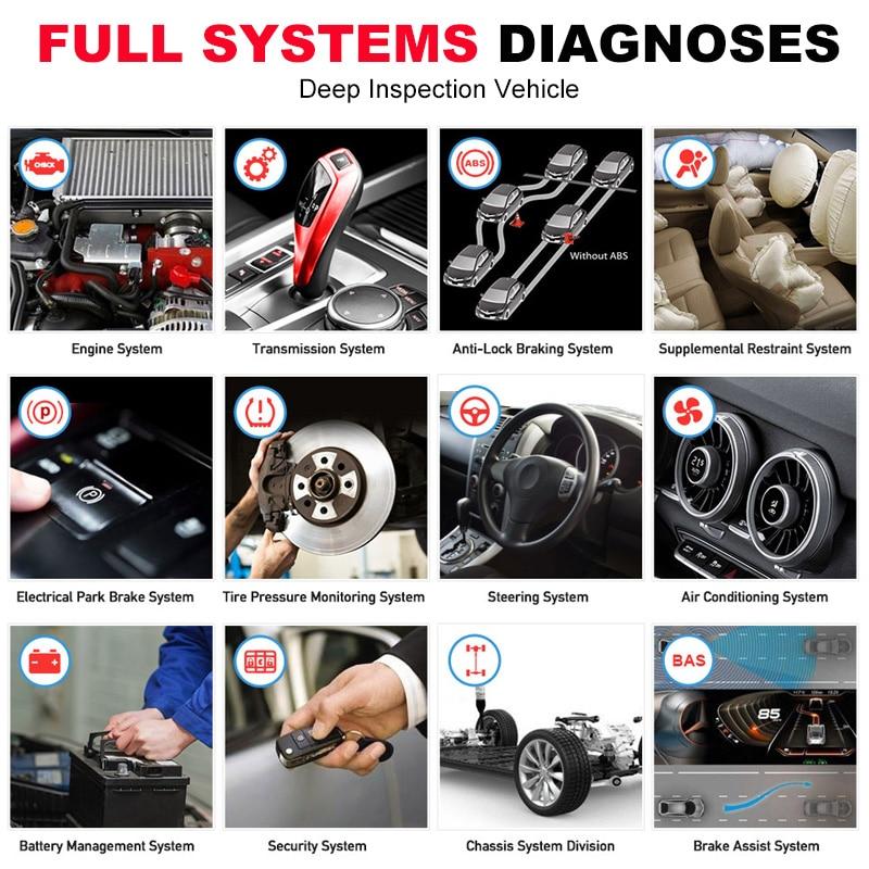 Image 3 - Autel MaxiPRO MP808 OBD2 Автомобильный сканер OBDII диагностический инструмент сканирования, пожалуйста, нажмите на картинку, чтобы купить кодировкой autel MaxiSys MS906 DS808-in Анализатор двигателя from Автомобили и мотоциклы on AliExpress - 11.11_Double 11_Singles' Day