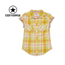 Original Converse Women's Short Sleeve Shirts Sportswear