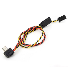 FPV AV Video Output Transmission Cable Line Image Data Rechargeable Cable For XiaoMi Yi Sport Action Camera