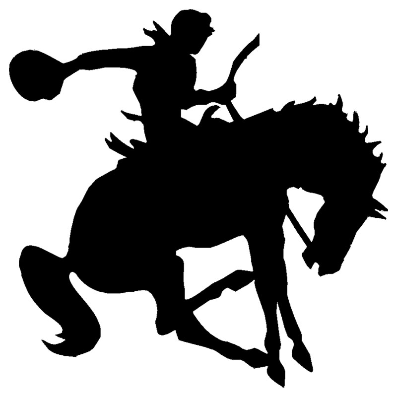 Horse Window Decals PromotionShop For Promotional Horse Window - Window decals for sports