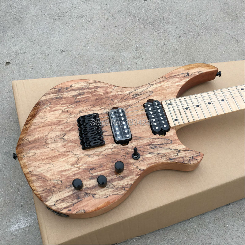New Arrival 7 strings  Electric Guitar High Quality Wholesale Guitars OEM Best Selling