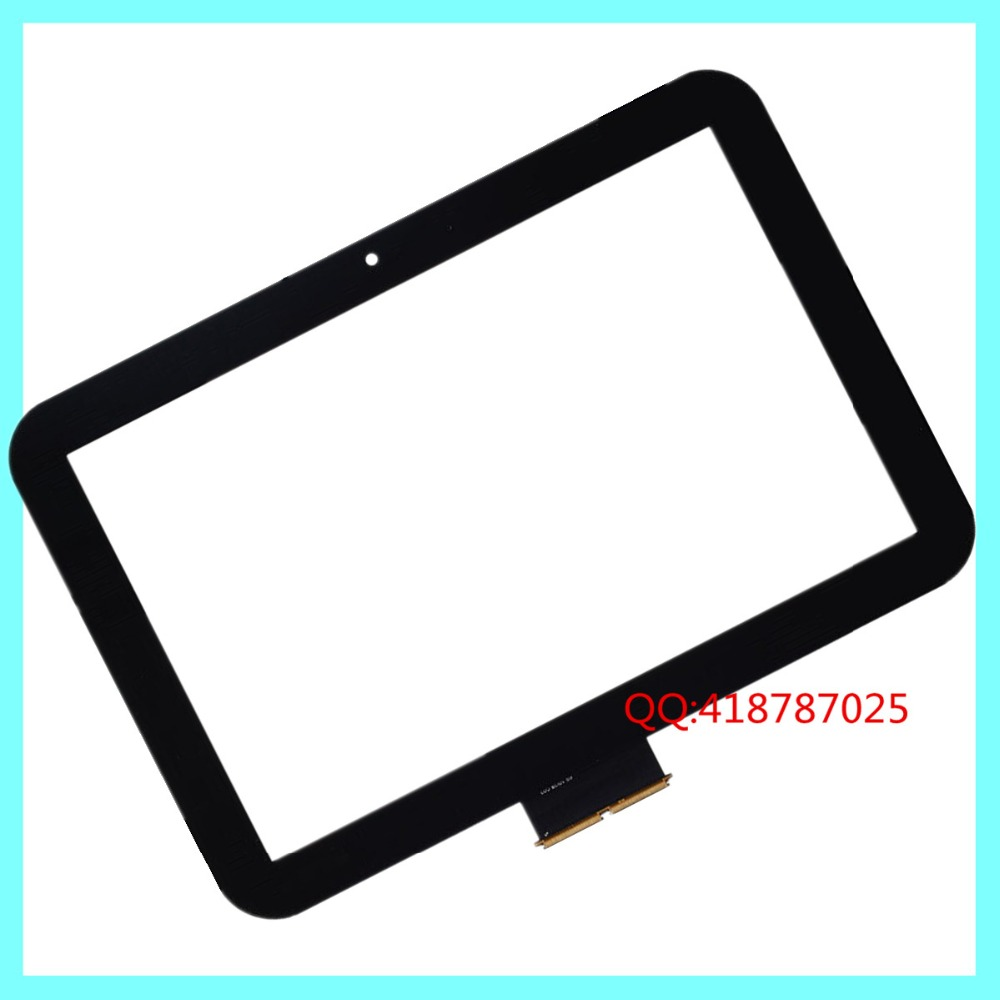 Free shipping New Touch Panel 10.1 Black Digitizer Touch Screen Glass FOR Toshiba Excite Pad AT10 AT10-A-104