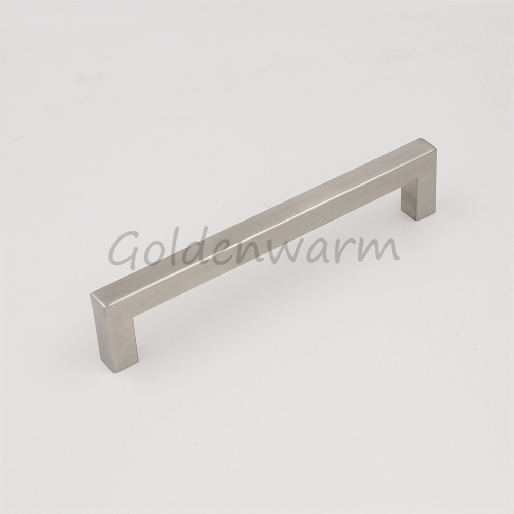160mm(6.3 inch) Stainless Steel Furniture Handles Kitchen Pull ...