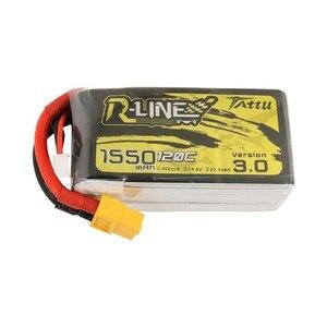 Image 3 - Tattu R Line 버전 3.0 V3 1300/1400/1550/1800/2000mAh 120C 4S 6S 4.2V Lipo 배터리 XT60 플러그 FPV 레이싱 드론 RC 쿼드 콥터