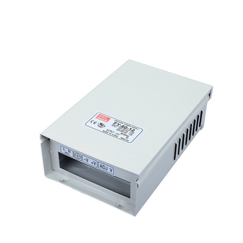 FY-60-12 outdoor rainproof switching power supply, led supply