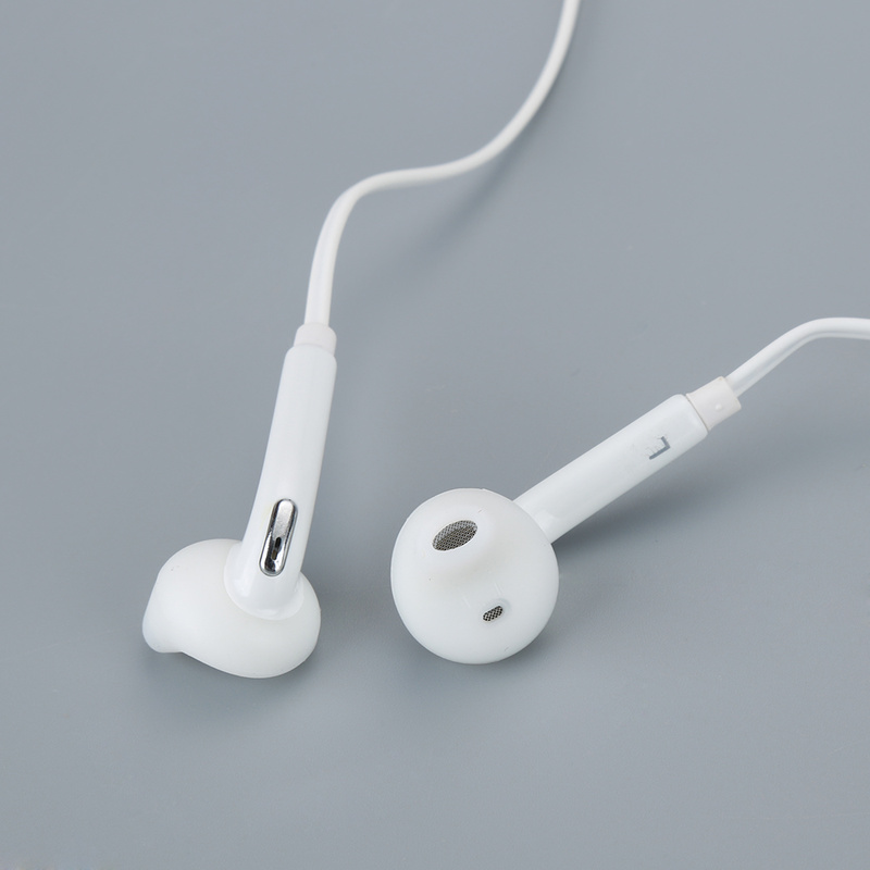 Auriculares internos con cable de 2019 y 3,5mm, auriculares estéreo para música, Auriculares deportivos para correr, auriculares con micrófono y Control de volumen para Samsung S6, Xiaomi mi9 Auriculares y audífonos  - AliExpress