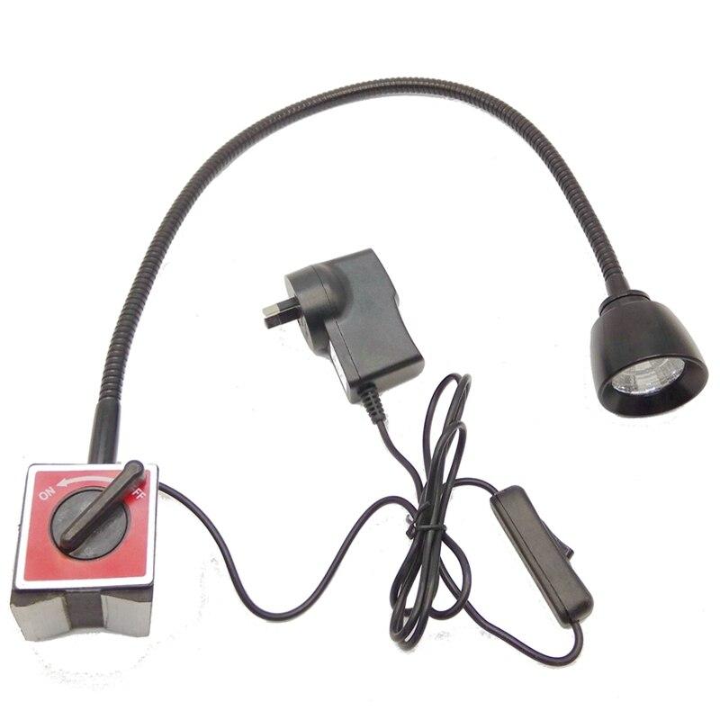 110V/220V/120V 3W Magnetic Led Work Light