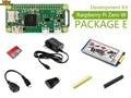 Raspberry Pi Zero W Package E Basic Development Kit Micro sd-карта  адаптер питания  2 13 дюймовая электронная бумажная шляпа и основные компоненты