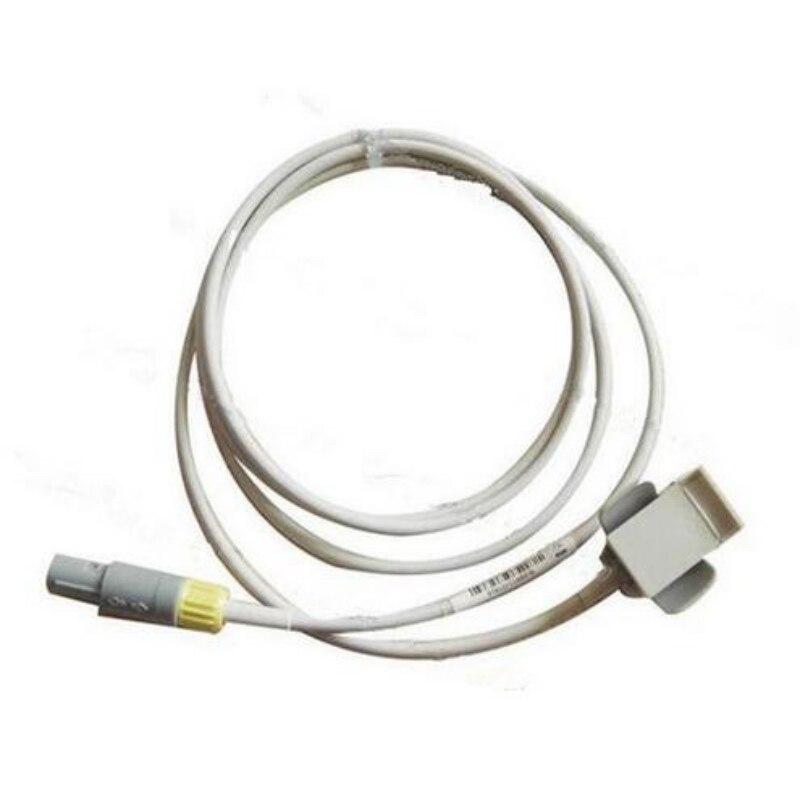 Frete Grátis Compatível Para Contec CMS Série Digital 5 Pin Pediátrica Spo2 FingerClip Sensor Sonda Oxímetro Sensor, Sensor De Oxigênio Sonda