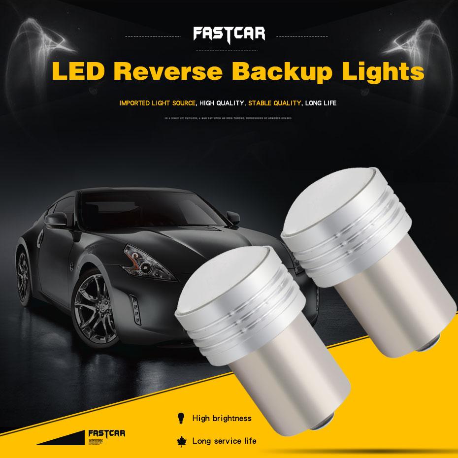 10x White 1156 BA15S 12V 2835 6SMD Led High Power Lamp 1157 BAY15D P21/5W Led Car Backup Reverse Bulbs Parking Brake Lights 12V