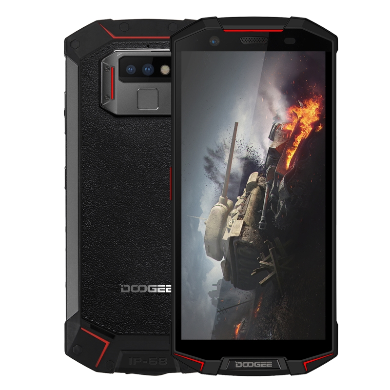 DOOGEE S70 Lite 5 99 inch Rugged Cell Phone 4GB 64GB 5500mAh Battery 4G Network Smartphone