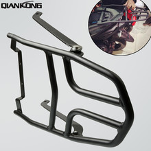 2018 New Motorcycle Top Rear Luggage Rack Carrier Luggage Rack Fender Support for YAMAHA AEROX155 NVX155 AEROX 155 NVX 155 motorcycle accessories rear fender rack support shelf luggage carrier rack fit for yamaha xt250 serow 1985 2005