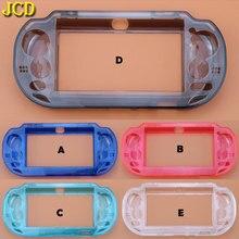 JCD 1pcs Crystal Hard Case Cover For Sony PSV 1000 Protective Skin For PS Vita PSVita 1000 Gamepad