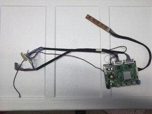 Image 2 - 4K 60HZ 2K 144HZ LCD Bordo di Driver del controller Monitor Kit per M270DAN02.3 M270DAN02.6 M270DTN01.0 M270DTN01.5 1.3 pannello dello schermo