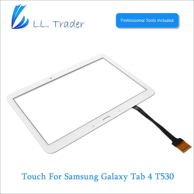 LL TRADER 100 Guarantee White For Samsung Galaxy Tab 4 SMT530 10 1 Touch Screen Panel