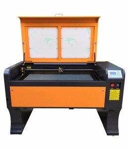 Image 3 - 9060 CO2レーザー彫刻機ruida reci 6090レーザー切断機220v/110vレーザーマーキングマシンdiy cnc彫刻機