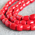 T8191 New style 12X14mm Natural Red Coral Beads!Fit For Making Bracelet&Necklace DIY Jewelry wholes Fashion beautiful beads