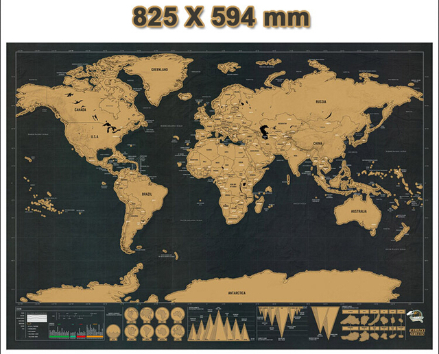 High quality deluxe gold plated coatings scratch map deluxe scratch high quality deluxe gold plated coatings scratch map deluxe scratch world map travelling map 825 x gumiabroncs Images