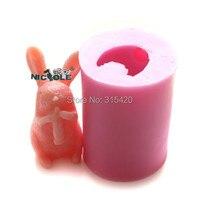 Nicole R1472 mysz handmade zwierząt kształt formy silikonowe mydło