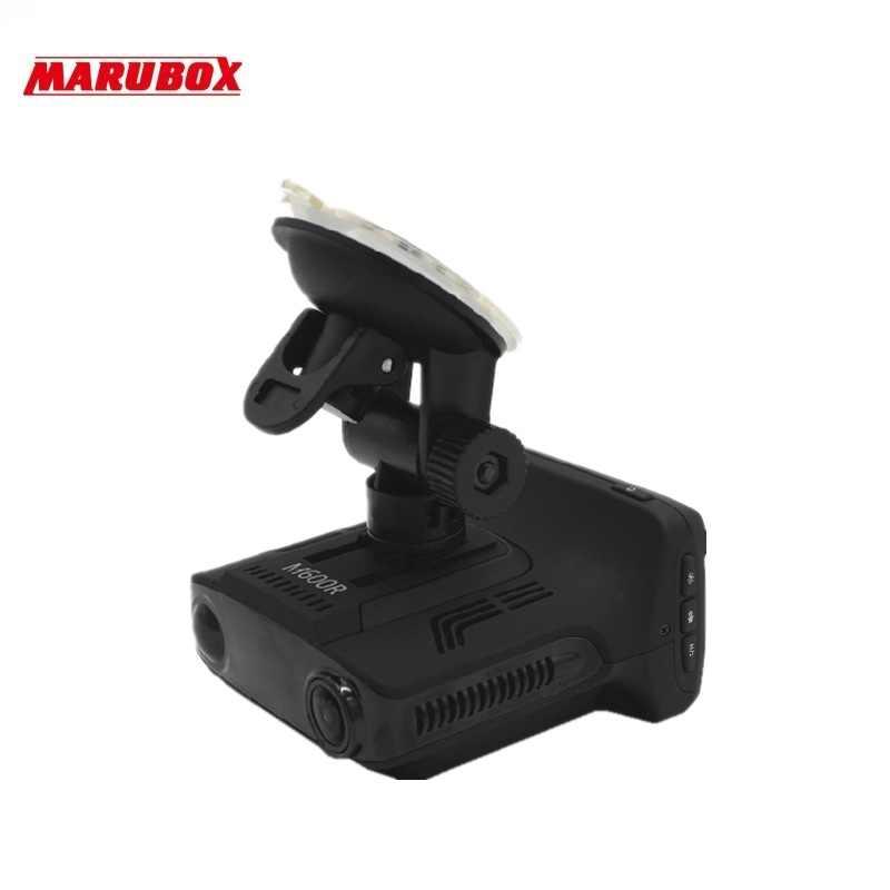 MARUBOX M600R 車 Dvr 3 で 1 レーダー探知 Gps ダッシュカメラスーパー HD 1296 Dashcam タマゴノキ A7LA50 自動ビデオレコーダーカム 2018