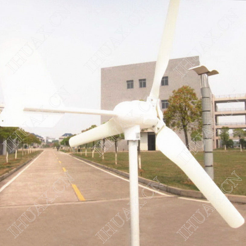 600W Wind Turbine Generator 48V or 24V with 1600mm super Rotor 100 enough power output generator Max 850W wind power generator in Alternative Energy Generators from Home Improvement