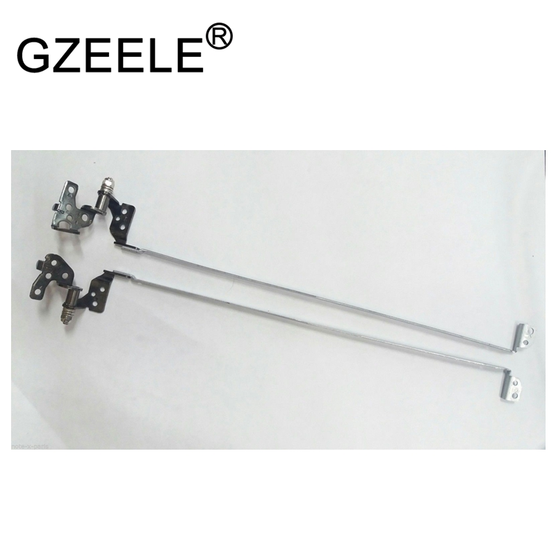 GZEELE New Hinge For HP Pavilion G6-2000 G6 2000 G6-2244SA G6-2210SA Series Laptop Screen Hinges Bracket 1 Pair (Left & Right)