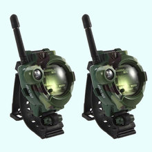 Camouflage Military Parenting Watch Walkie Talkie Intercom Outdoor Toys