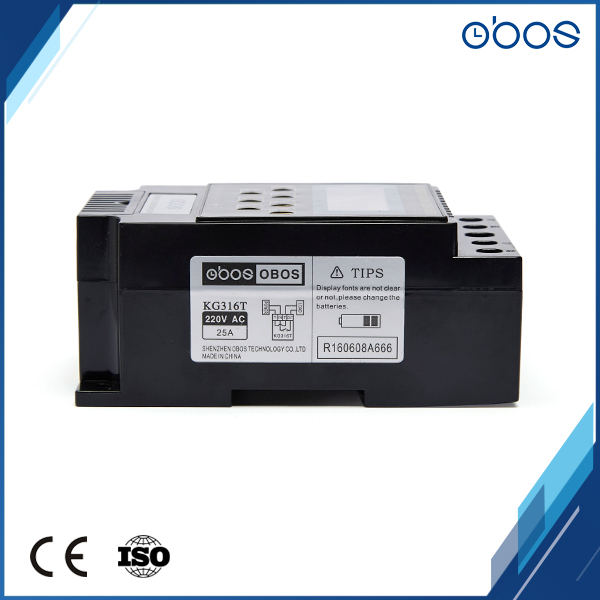 OBOS free shipping timer 220V programmable electronic timer <font><b>light</b></font> timer with 10 times on/off per day time set range 1min-168H