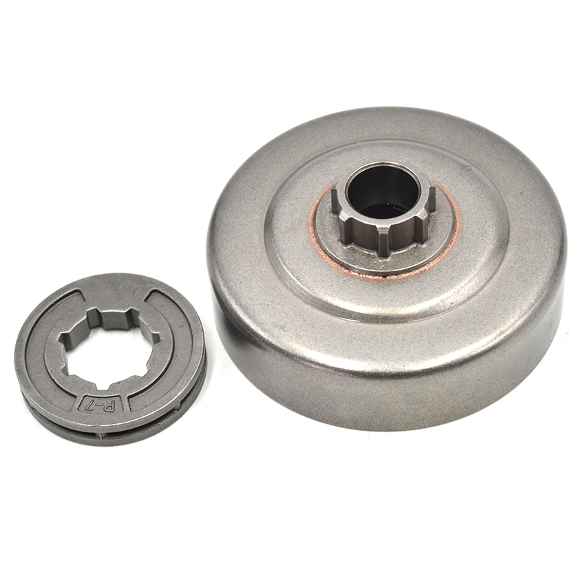 Clutch Drum P7 Rim Sprocket For STIHL MS180 MS250 MS170 MS230 MS210 Chainsaw chainsaw clutch drum chain sprocket 3 8 picco 6t with needle bearing fit stihl ms210 230 ms250 oem 1123 640 2073 1123 160 2050