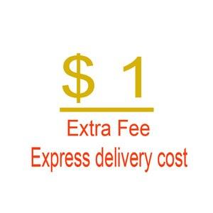 Дополнительная плата/Стоимость экспресс-доставки/отправить дополнительные детали бесплатно, эта ссылка для загрузки номера отслеживания