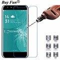 Y6 Templado Superior Glass Film Protector de Pantalla Para Doogee Y6 5.5 pulgadas Accesorios Del Teléfono resistente a los arañazos Película Protectora Caso