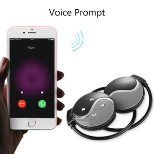Image 4 - Aimitek Mini 603 Wireless Bluetooth Earphones Sports Stereo Headphones MP3 Music Player Micro SD Card Slot with Mic for Phones