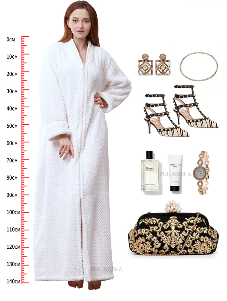1708-Extra-Long-Zipper-Warm-Winter-Robe--_03
