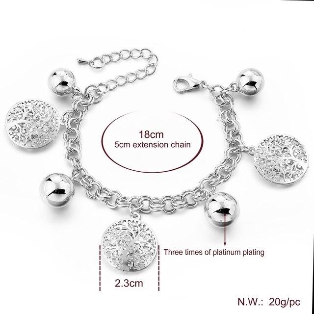 Купить браслет toucheart из нержавеющей стали с изображением дерева