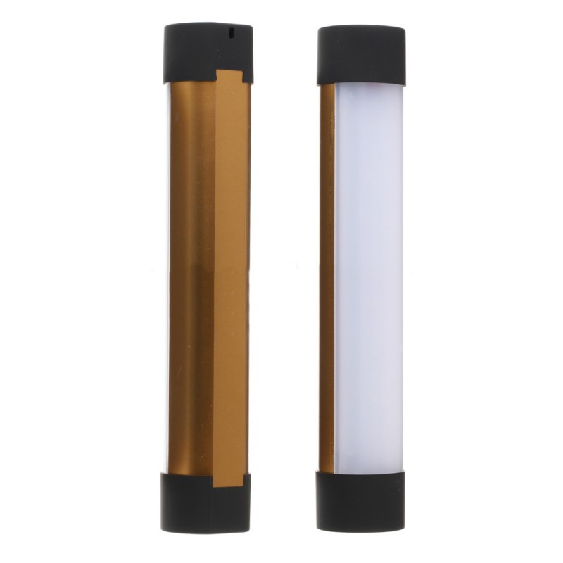 Rechargeable Practical Flashlight Light Strong Magnetic Pen Flashlight Camping Mini Light Lamp 3W+33 LED