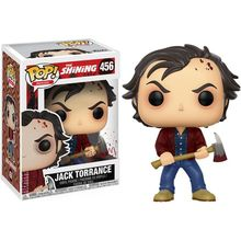 Exclusive Funko pop Official Classic Horror & Sci-fi Movies: The Shining – Jack Torrance Vinyl Figure Collectible Model Toy Hot