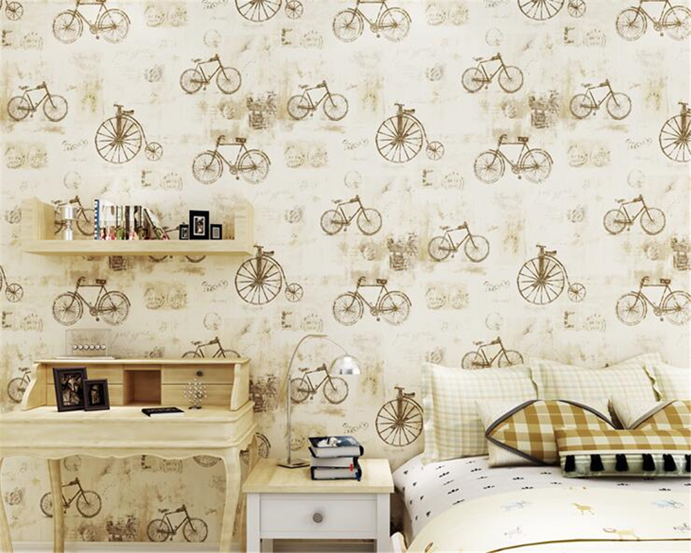 beibehang British style paper 3d wallpaper boy girl bedroom bedroom room living room study wallpaper papel de parede tapetybeibehang British style paper 3d wallpaper boy girl bedroom bedroom room living room study wallpaper papel de parede tapety