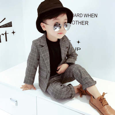Boys Suits Weddings Kids Costume Enfant High-Quality for Garcon Mariage Jogging