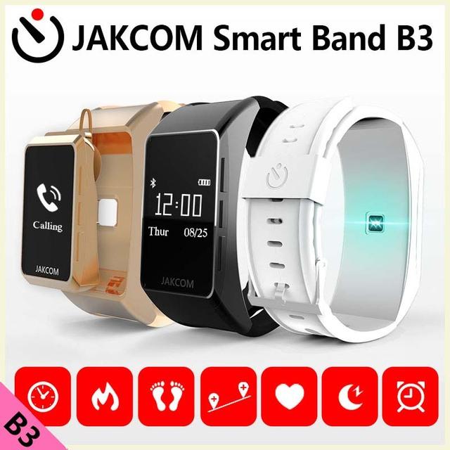 Jakcom b3 banda inteligente novo produto de pulseiras como pressão arterial pulseira trasense mi assistir