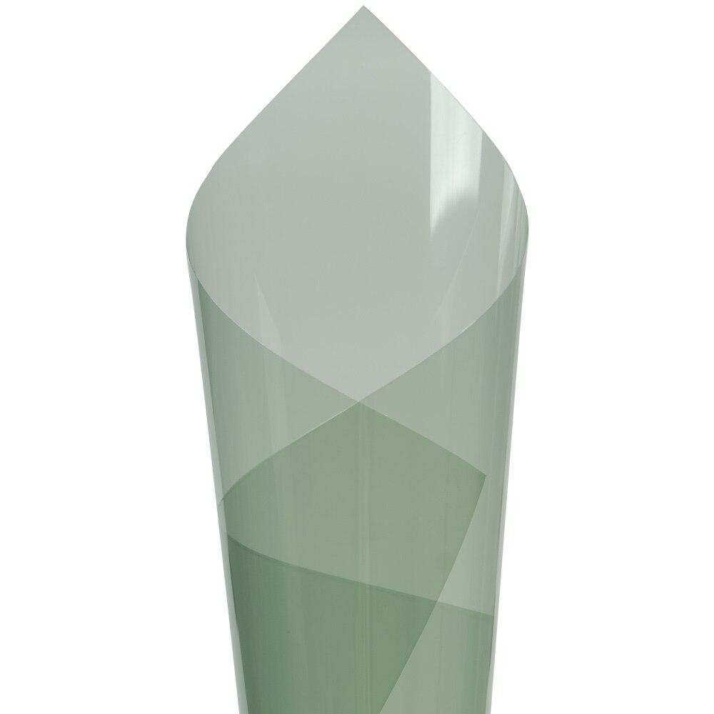 100x600 cm 70% VLT 100% UV isolation thermique auto-adhésif Nano céramique 96% IR rejet de chaleur fenêtre de voiture teinte vinyle - 5