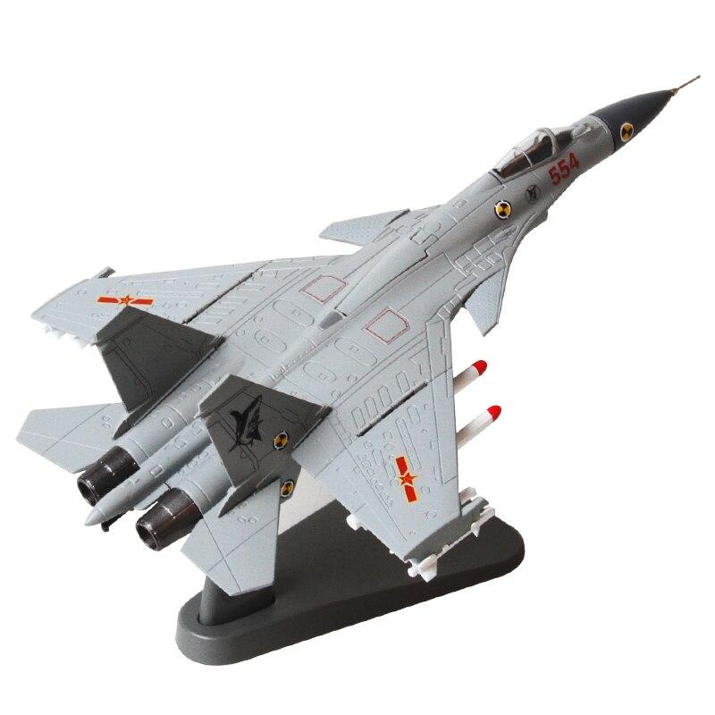 Модель 1/100 Scale Fighter, китайский Летающий летающий самолет на базе Акулья Flanker D, литой металлический самолет, модель игрушки|fighter model|diecast metalmetal plane | АлиЭкспресс