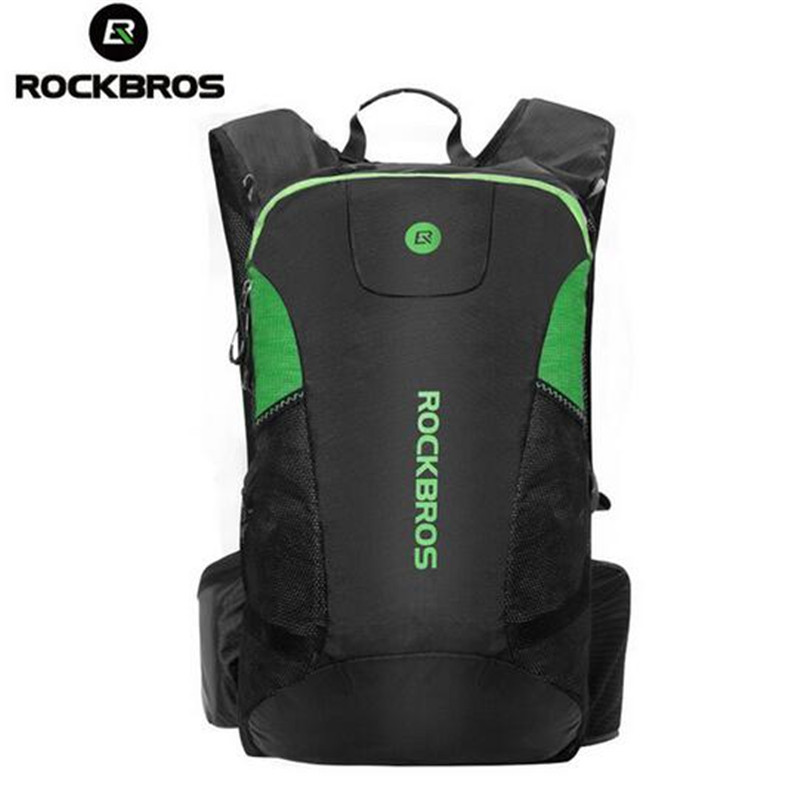 RockBros Cycling Rainproof Sport Bags Camping Outdoor Camping Travelling Bag Backpack Bag High Capacity Backpack