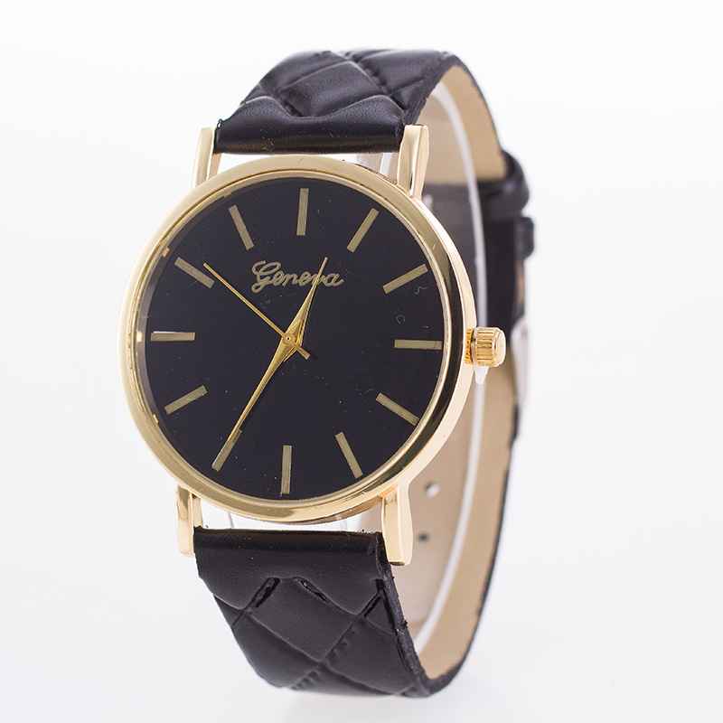 Fashion Women watches bracelet watch ladies Stainless Steel Dial Leather Band Wrist Watch Luxury Quartz stylish bracelet zinc alloy band women s quartz analog wrist watch black 1 x 377