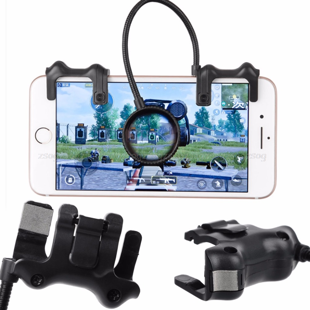 Smart Phone Game Controller Wireless Joystick With Magnification For cellphone JUN11 dropshipping